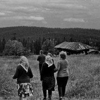 Домой в деревню. 1980 г. :: Валерий Симонов