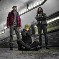 """фотосет рок группы""""моя голова,перекресток железных дорог"""" :: максим веселов"""