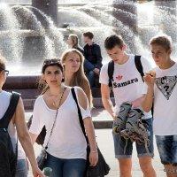 энергия и красота молодости :: Олег Лукьянов