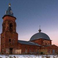 Церковь Покрова Пресвятой Богородицы :: Сергей Степанов