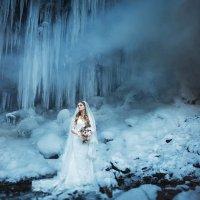 снежная королева Анжела... :: Батик Табуев