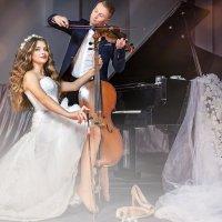 Свадебная симфония :: Наталья Сидорович