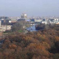 Панорама Берлина :: Николай Рогаткин