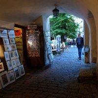 улочки Таллина :: Эльвира Лопатина