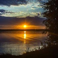Верхнемакаровское водохранилище :: AlerT-STM 1