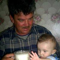 Дед, я пиво не пью - Я кашу ем... :: Дмитрий Петренко