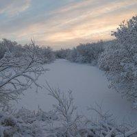Опять зима!!!! :: Олег Кулябин