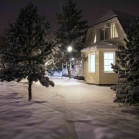 октябрьский снег :: Алексей Совалев