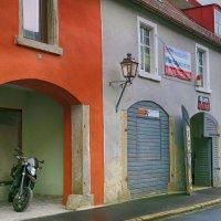 В маленьком баварском городке :: Евгений Кривошеев