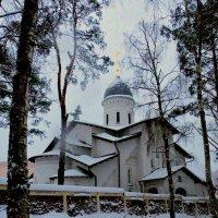 Новый храм :: U. South с Я.ру