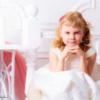 Для папы она принцесса. :: Вячеслав Стадников