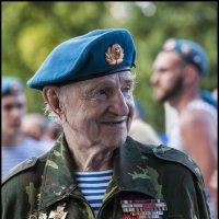 Ветеран ВДВ :: Алексей Патлах