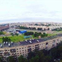 Вид с крыши Купчино :: Михаил Нименский