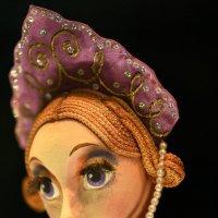 Портрет куклы :: Роман Мещеряков