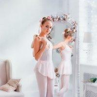 Новогодние балерины!) :: Ольга Егорова