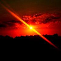 Sunset :: Алина Давыдова