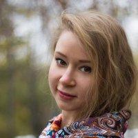 Осенний портрет :: Наталья Белейн