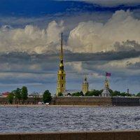 Санкт-Петербург. Величие Петро-Павловской крепости... :: Владимир Ильич Батарин