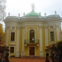 Москва.Кусково.осень 2016 :: megaden774