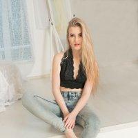Красивая девушка в красивом белье :: Анна Литвинова
