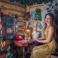 в гостях :: Ирина Демидова