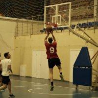 Баскетбол. :: сергей лебедев