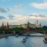 Вид на Красную Площадь :: Владислав Касатик