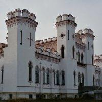 дворец Пусловских (Косово) реконструкция :: Paparazzi