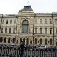 Дом Первого Общества взаимного кредита :: Елена Павлова (Смолова)