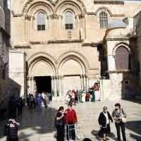 Иерусалим: У входа в Храм. :: Aleks Ben Israel