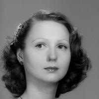 портрет 30-х годов :: Мария Самохина