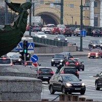 Регулирование движения :: Владимир Гилясев