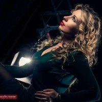 Лилия :: Фотограф Андрей Журавлев