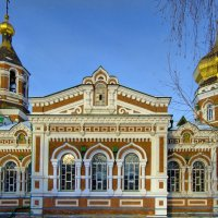Свято-Николо-Казанский собор в Омске :: Вячеслав Владимирович