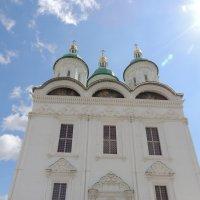 Успенский собор Астраханского кремля :: Евгения Чередниченко
