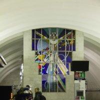 Станция Чкаловская :: Aнна Зарубина