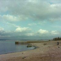 Осенний пляж. :: Валерий Молоток
