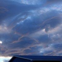 Танец облаков :: Евгений Персианов