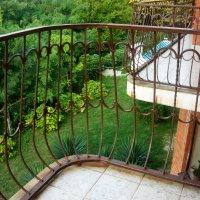 Балкончик. :: Надежда