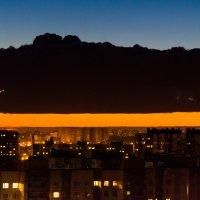 тяжелые облака :: Михаил Бояркин