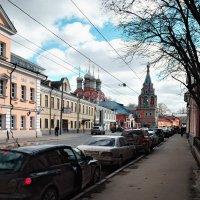 Улочки московские :: Виктор Берёзкин