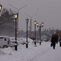 Зимний город :: Геннадий Г.