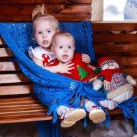 Алиса и Настя :: Анастасия Чеснокова