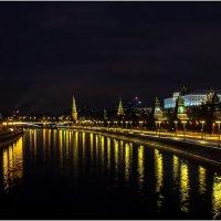 Москва-река :: Сергей Секачёв
