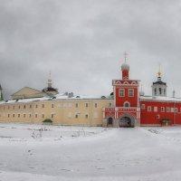 Николо-Пешношский монастырь :: Марина Назарова