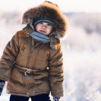 С младшим сыном на прогулке :: Дмитрий Стёпин