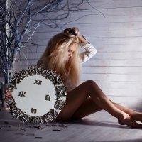 Время истекло... :: Олеся Тихомирова
