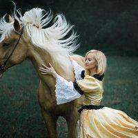 Золотой конь :: Екатерина Кареткина