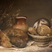 Хлеб-батюшка :: Светлана Горбачёва