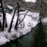 Звенит морозною струной дрожащий воздух ноября... :: Евгений Юрков